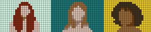 Alpha pattern #89888