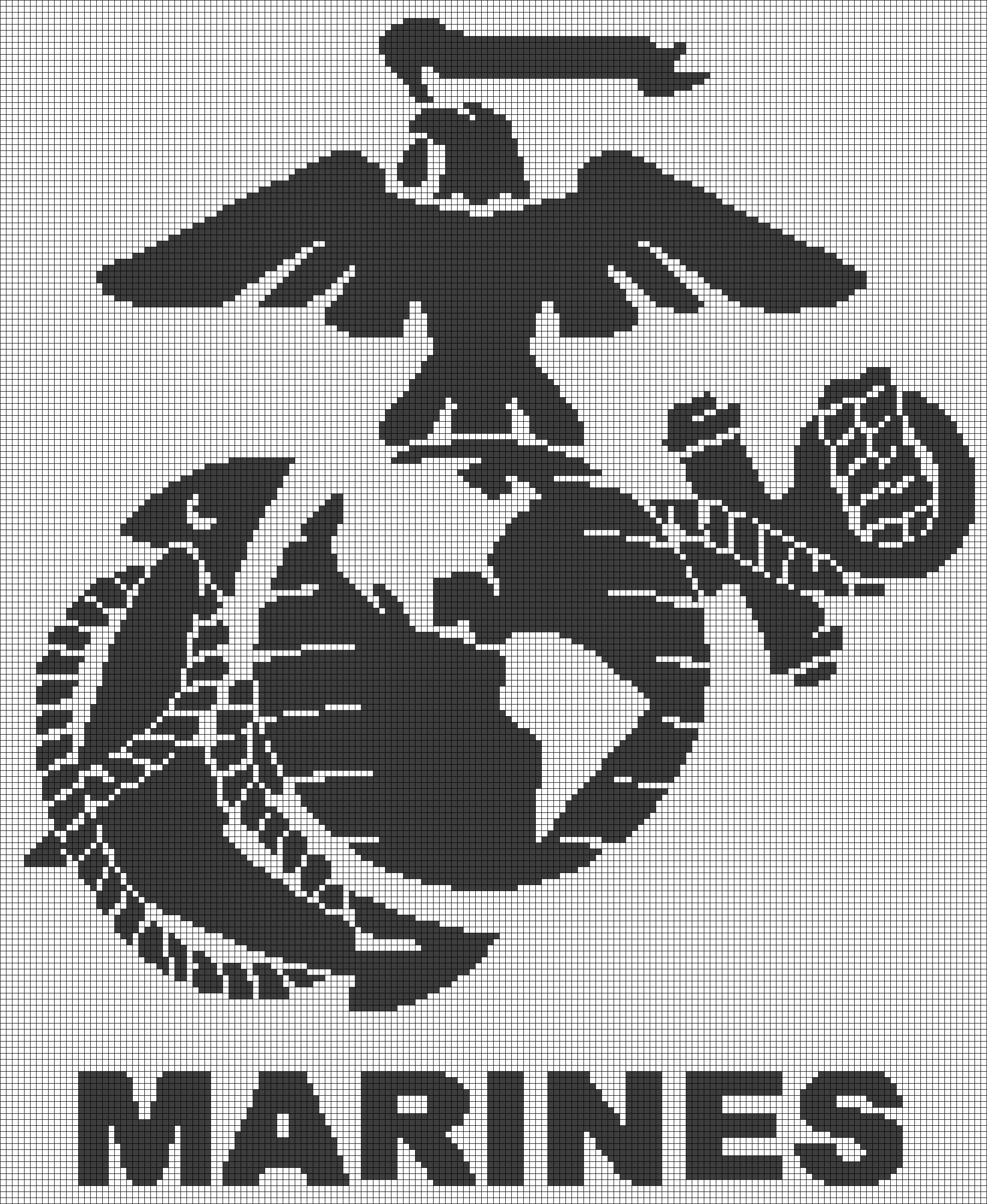 Alpha pattern #89894 preview