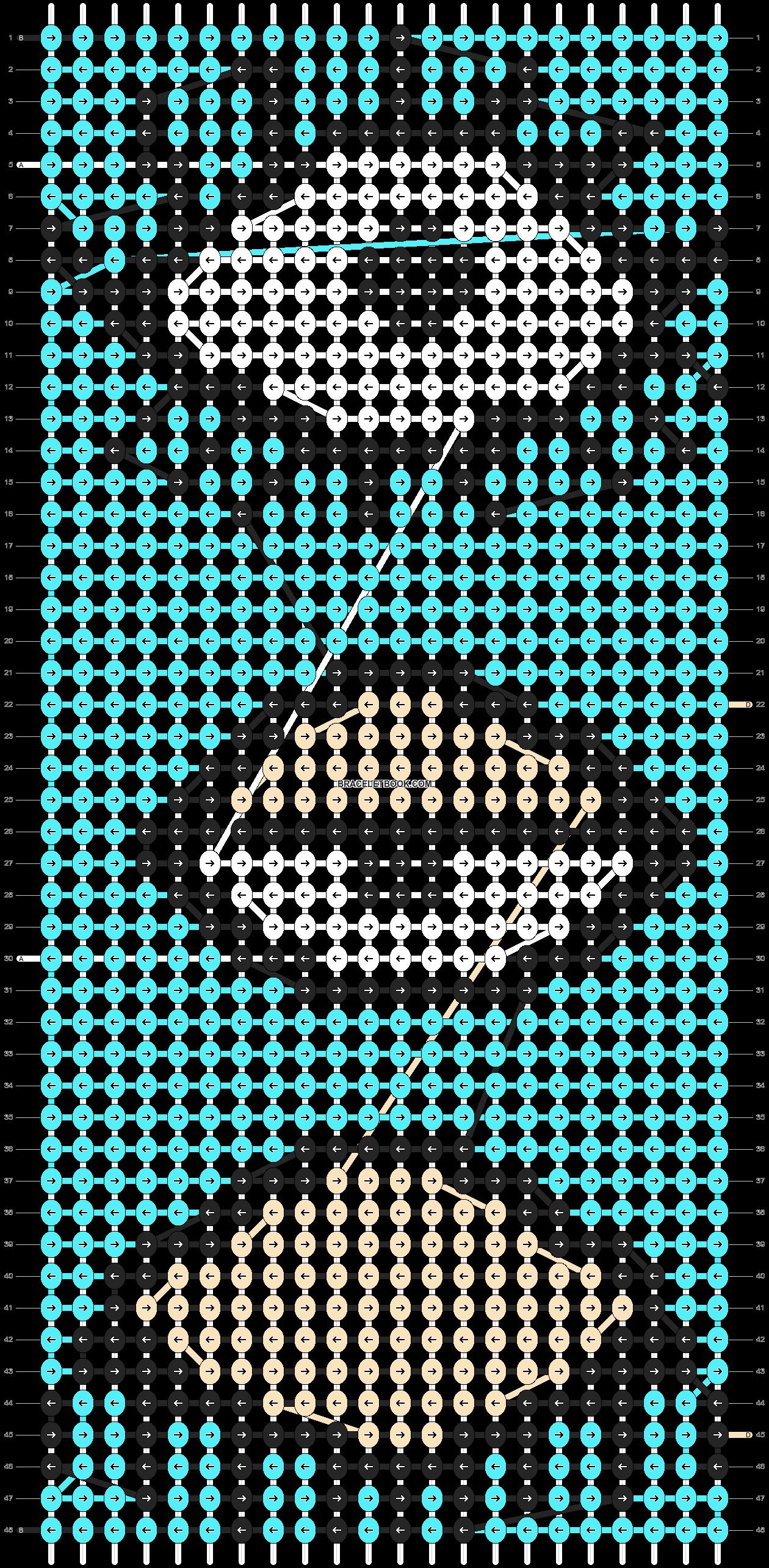 Alpha pattern #89896 pattern