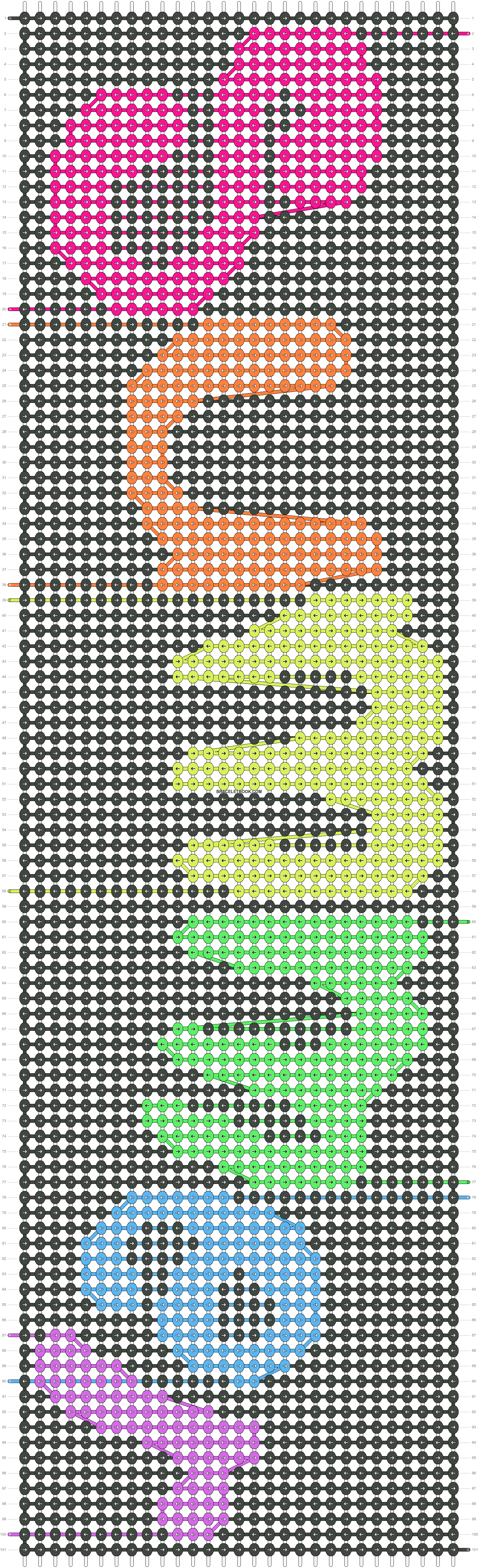 Alpha pattern #89908 pattern