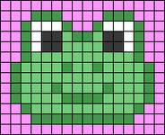 Alpha pattern #89913