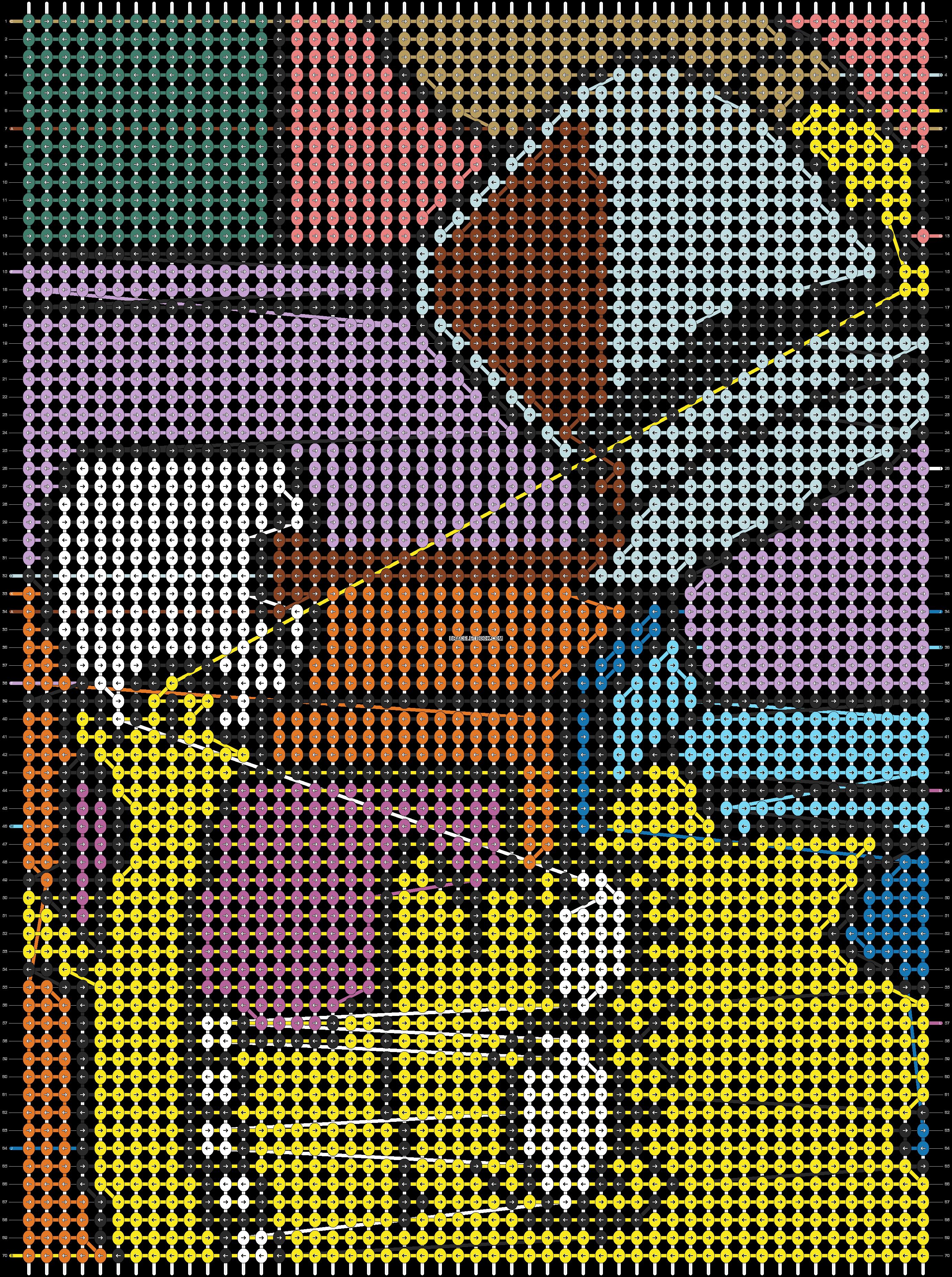 Alpha pattern #89922 pattern