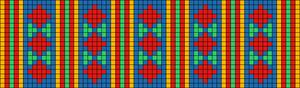 Alpha pattern #89926