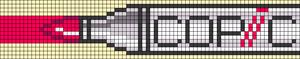 Alpha pattern #89928
