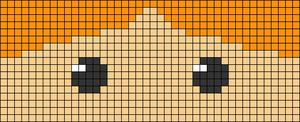 Alpha pattern #89952