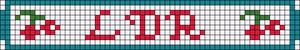 Alpha pattern #89954