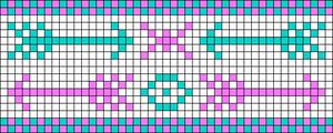 Alpha pattern #89957