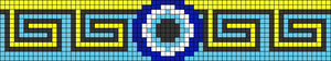 Alpha pattern #89958