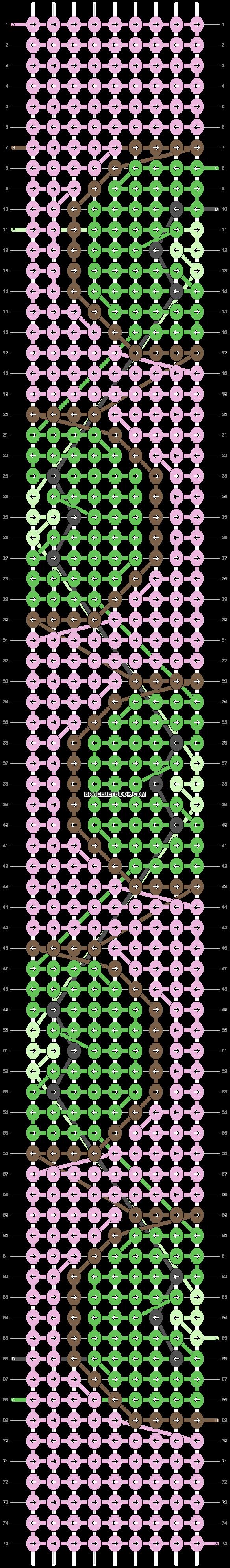 Alpha pattern #89960 pattern