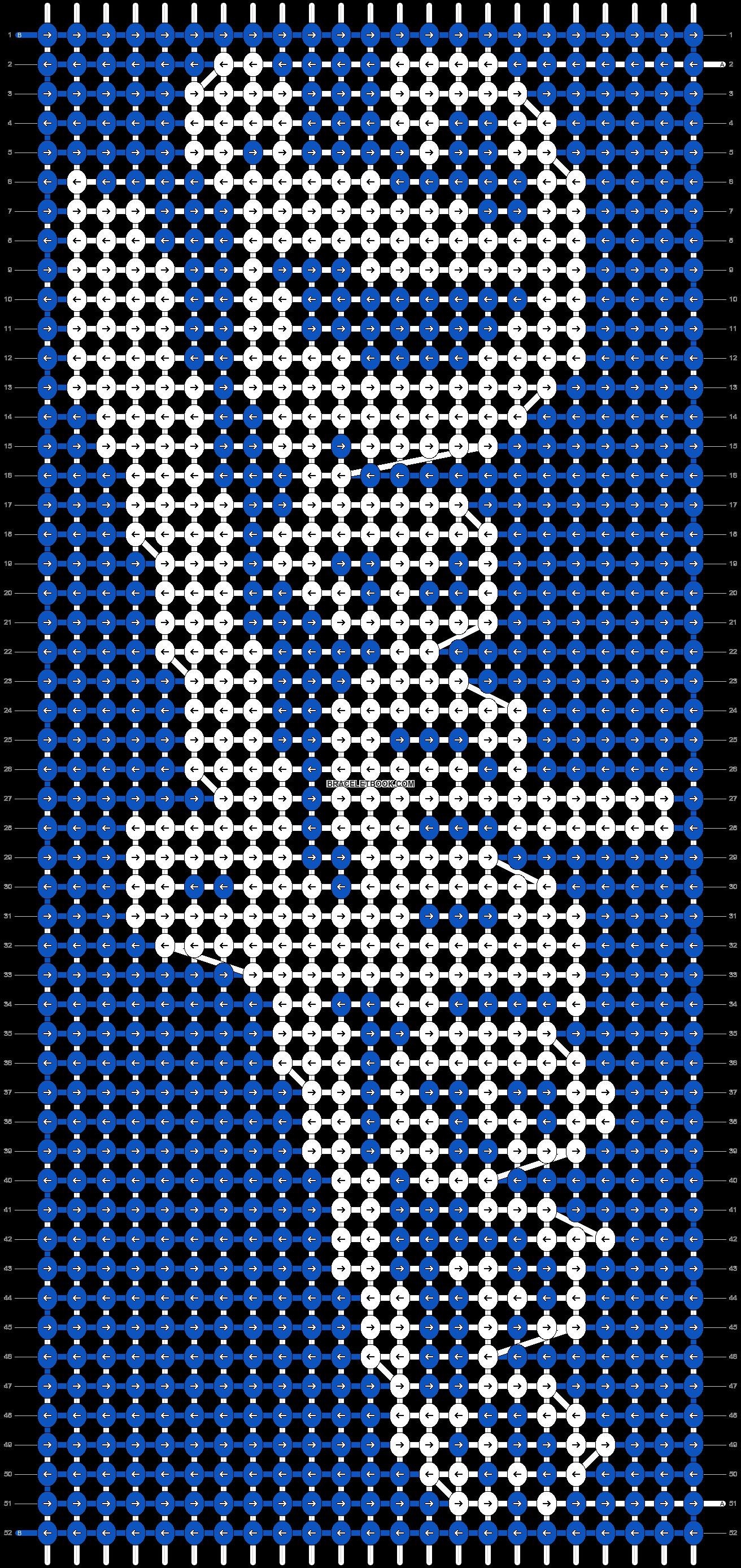 Alpha pattern #89961 pattern