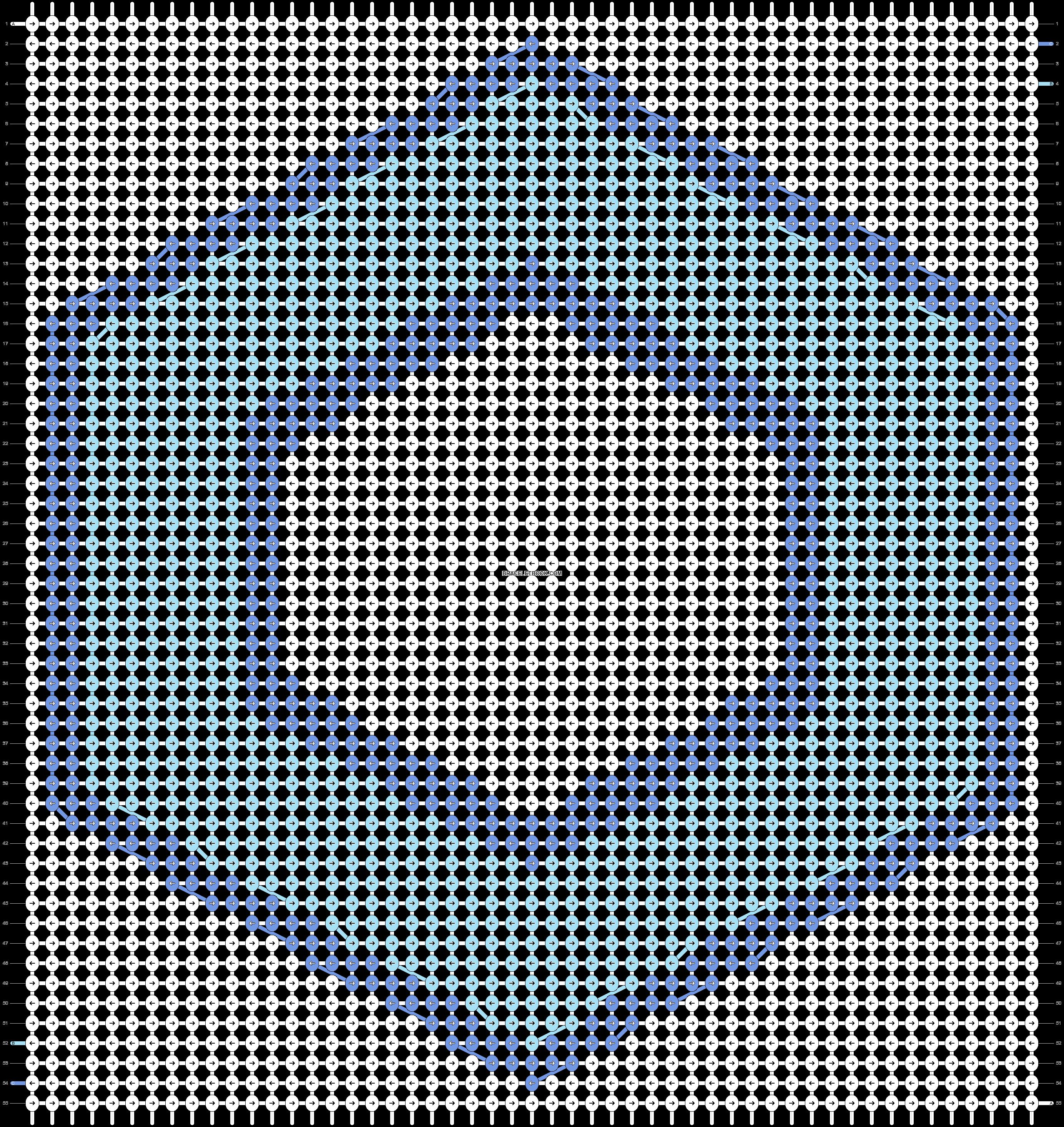 Alpha pattern #89979 pattern