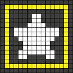 Alpha pattern #89987