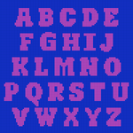 Alpha pattern #89996