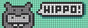 Alpha pattern #90035