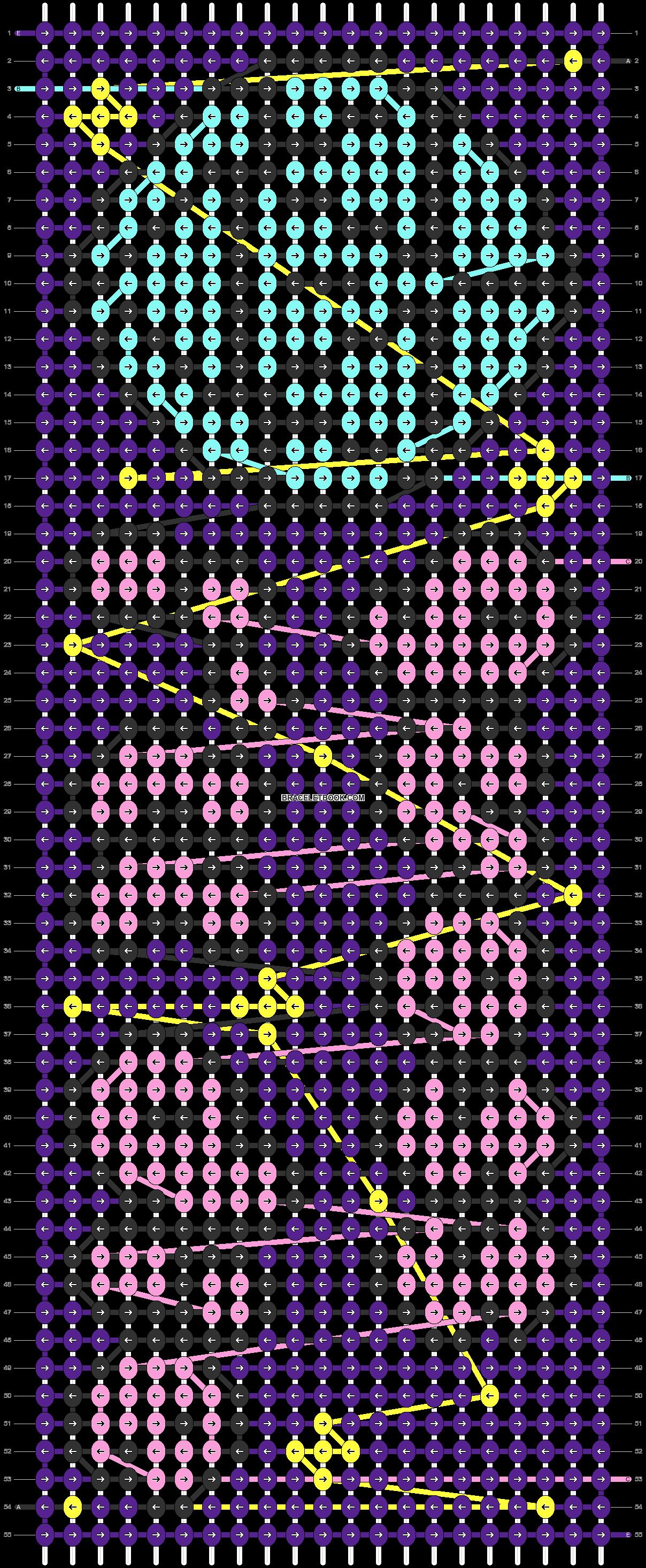 Alpha pattern #90084 pattern