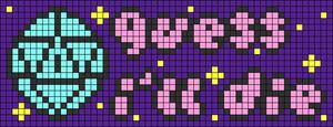 Alpha pattern #90084