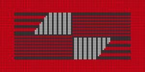 Alpha pattern #90087