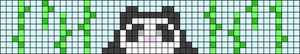 Alpha pattern #90092