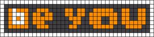 Alpha pattern #90103