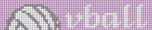 Alpha pattern #90104