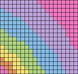Alpha pattern #90105