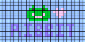 Alpha pattern #90116