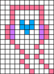 Alpha pattern #90119