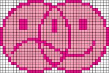 Alpha pattern #90120