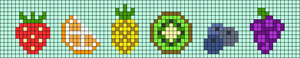 Alpha pattern #90121