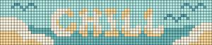 Alpha pattern #90132