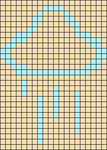 Alpha pattern #90133