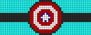 Alpha pattern #90137