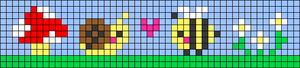 Alpha pattern #90148