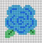 Alpha pattern #90162