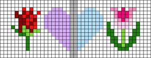 Alpha pattern #90175