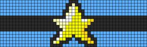 Alpha pattern #90176