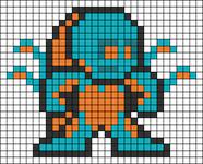 Alpha pattern #90178