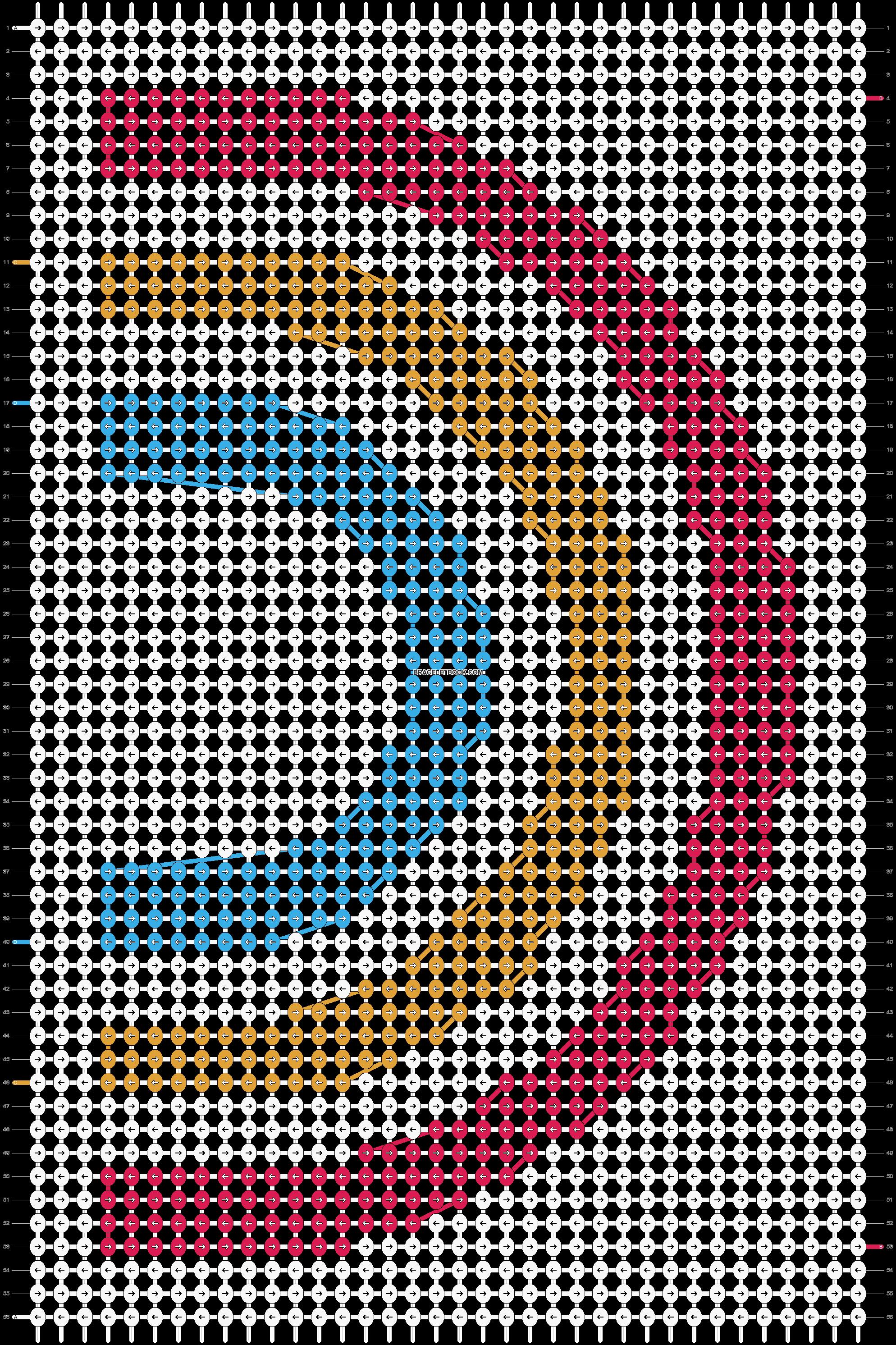 Alpha pattern #90212 pattern