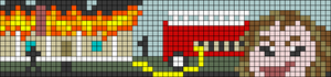 Alpha pattern #90216