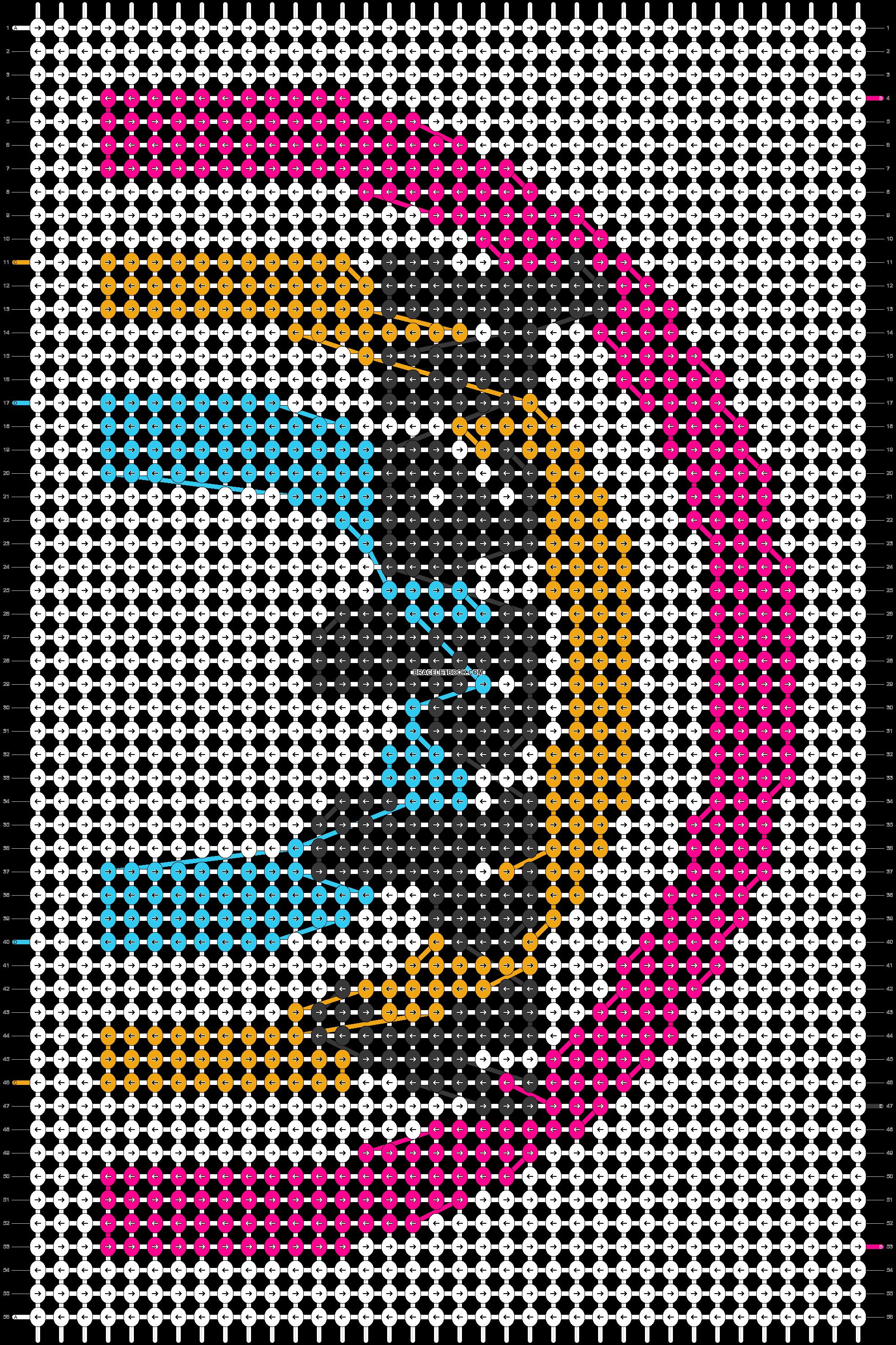 Alpha pattern #90225 pattern