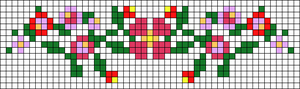 Alpha pattern #90234