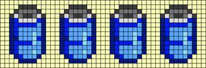 Alpha pattern #90270