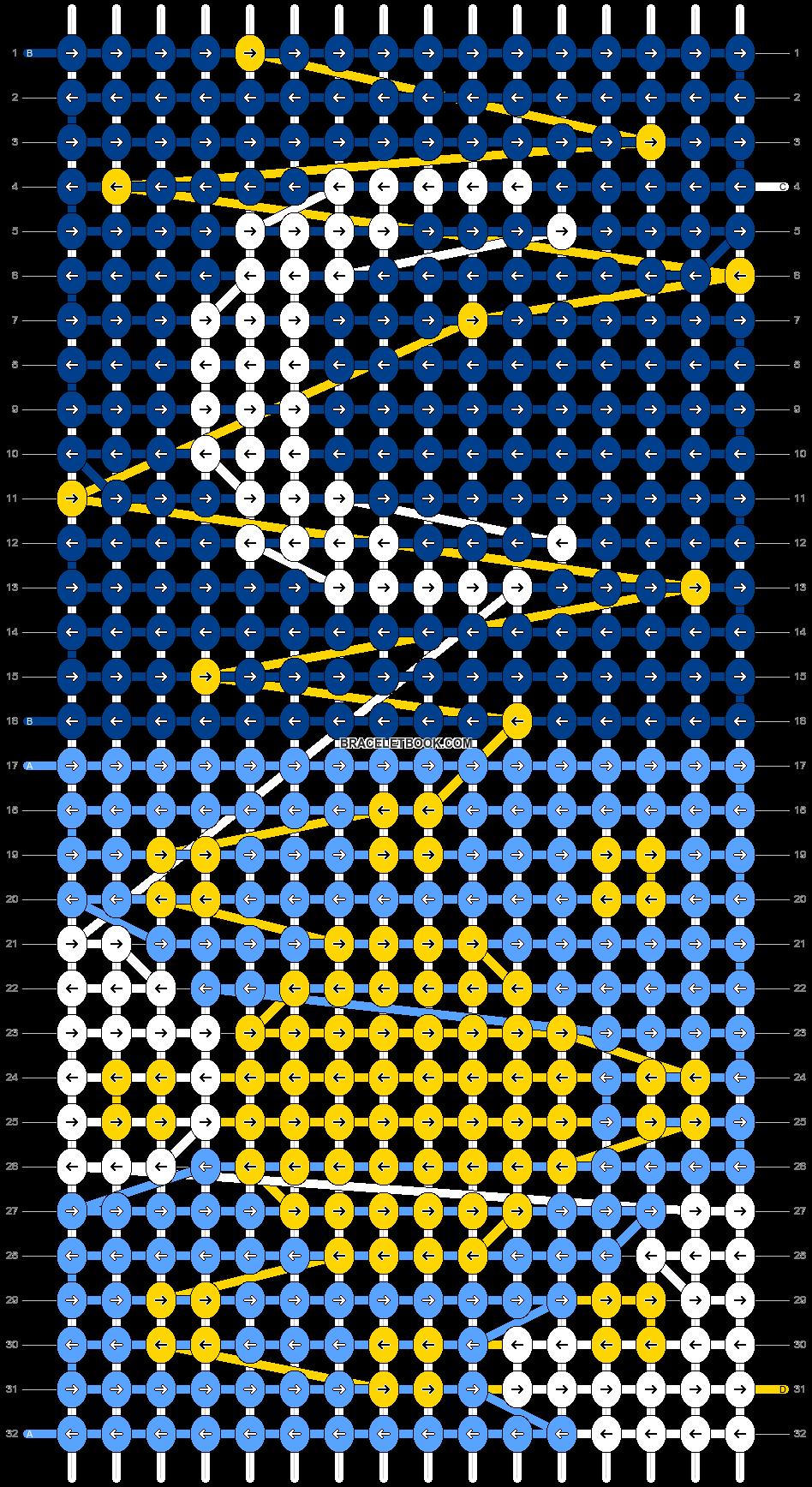 Alpha pattern #90275 pattern