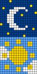 Alpha pattern #90275