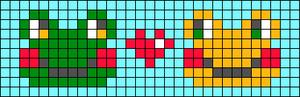 Alpha pattern #90276