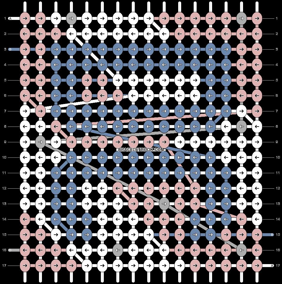 Alpha pattern #90277 pattern