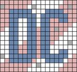 Alpha pattern #90277
