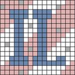 Alpha pattern #90278