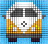 Alpha pattern #90280