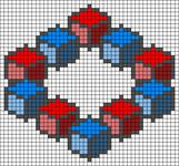 Alpha pattern #90284